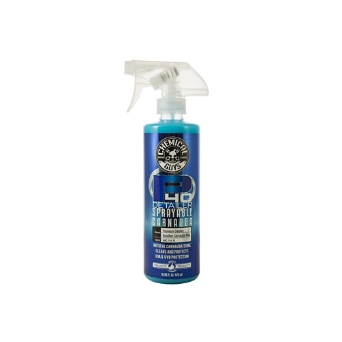 CHEMICAL GUYS P40 DETAILER SPRAY WITH CARNAUBA 473ml