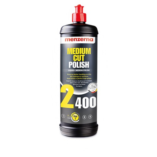 Menzerna Medium Cut Polish MCP 2400 250ml