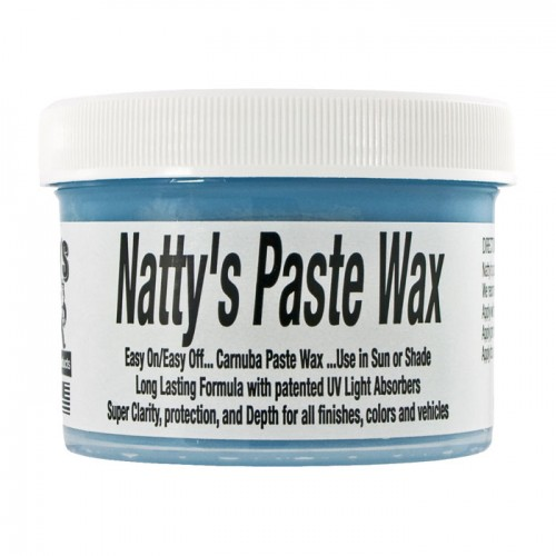 Poorboy's World Natty's Paste Wax blue 236ml