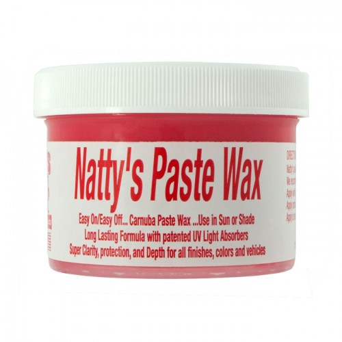 Poorboy's World Natty's Red Paste Wax 236ml