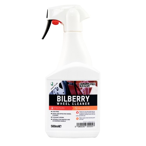 Bilberry Wheel Cleaner RTU 500ml