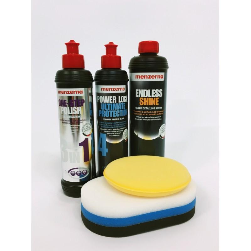Menzerna essential refresh kit