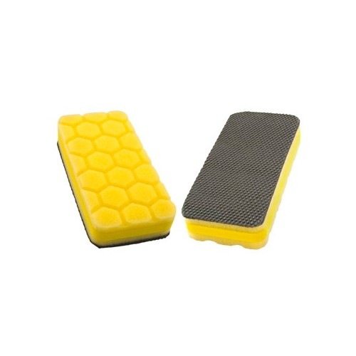 Flexipads Clay polirni blok + grobi aplikator