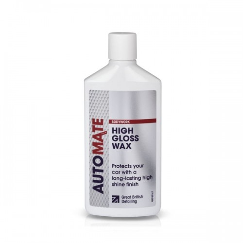 AutoMate High Gloss Wax