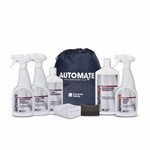 Automate Exterior Care Kit