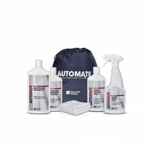 Automate Wash and Wax Kit