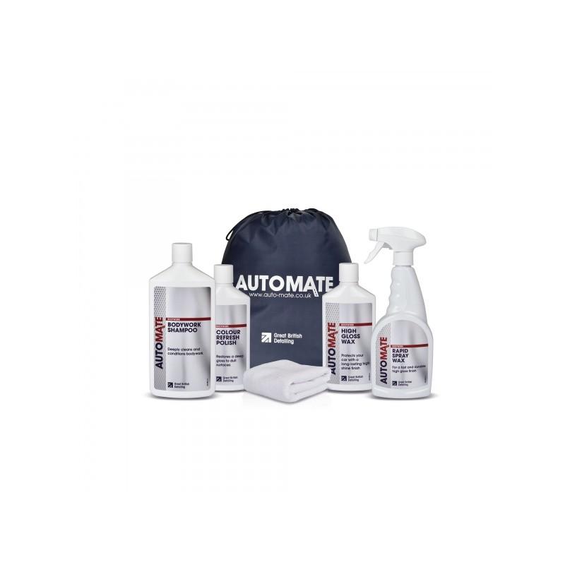 Automate Wash and Wax Kit