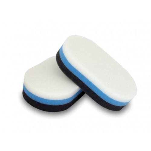 Flexipads Tri-Foam dual ovalni aplikator