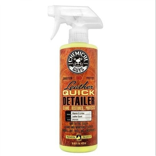 CHEMICAL GUYS LEATHER QUICK DETAILER 473ML