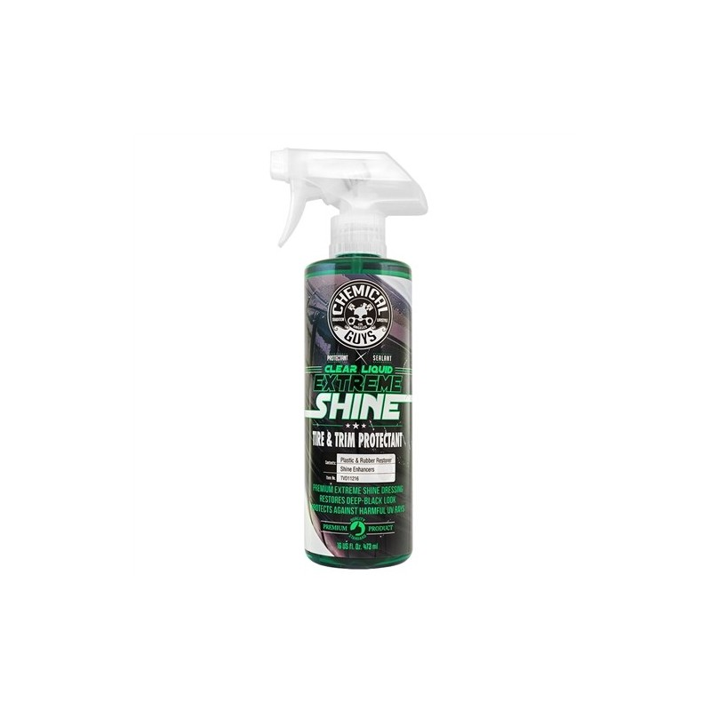 CHEMICAL GUYS CLEAR LIQUID EXTREME SHINE 473ML