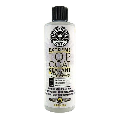 CHEMICAL GUYS TOP COAT SEALANT 473M