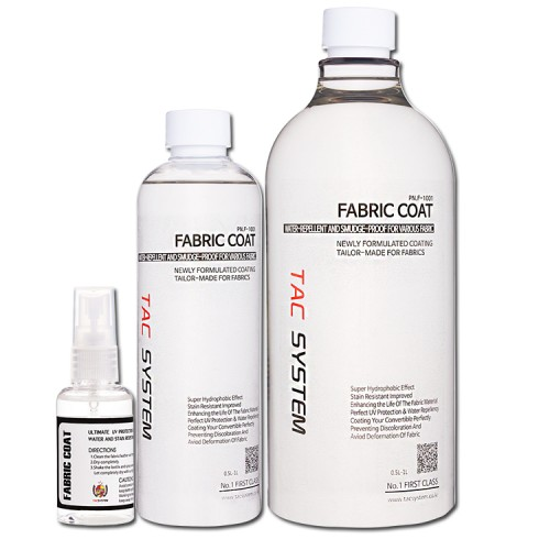 TACSystem FABRIC COAT 50ml