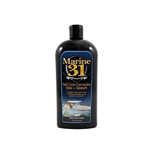 Marine 31 Gel Coat Carnauba Wax + Sealant