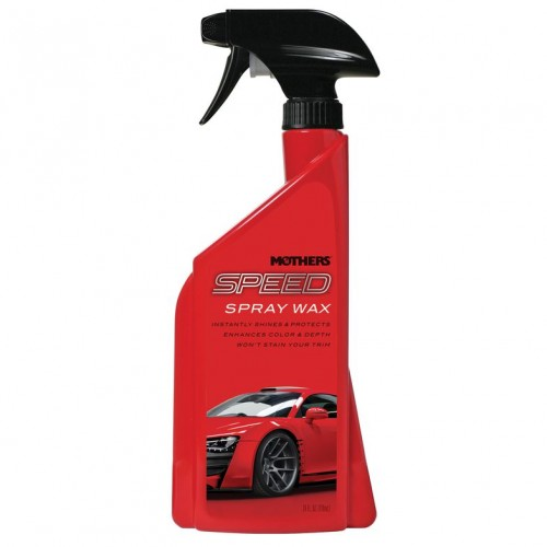 Mothers Speed Spray Wax 709ml