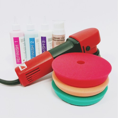 Carshinefactory DA TAC polishing kit