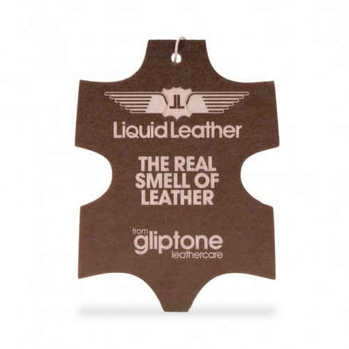 Gliptone Leather Scented Air Freshener
