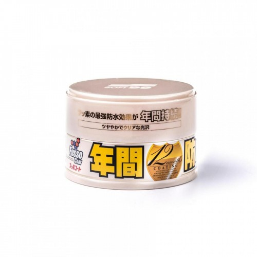Soft99 Fusso Coat 12 Months Wax Light Color 200 g