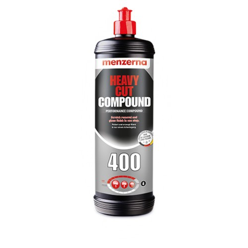 Menzerna Heavy Cut Compound HCC 400 1L