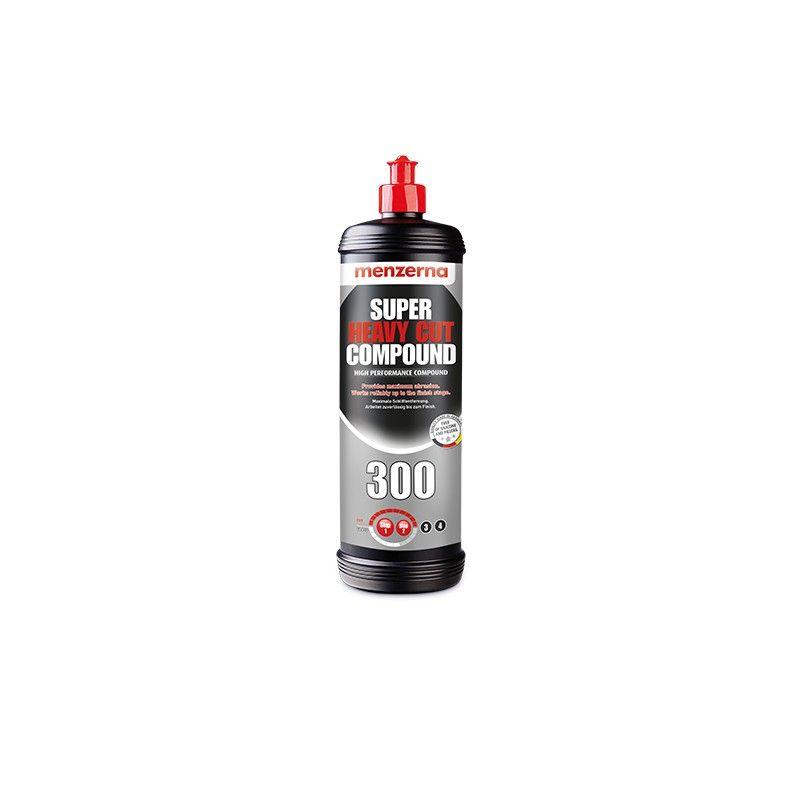 Menzerna Super Heavy Cut Compound 300 1 l