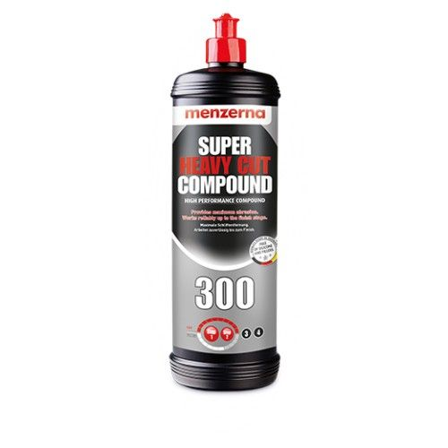 Menzerna Super Heavy Cut Compound SHCC 300 250ml