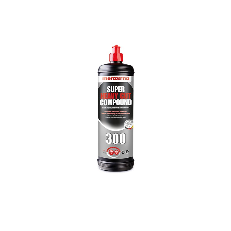 Menzerna Super Heavy Cut Compound 300 1 l