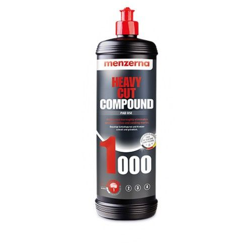 Menzerna Heavy CutCompound 1000 250ml