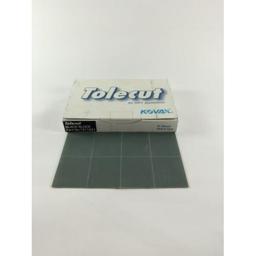 Kovax TOLECUT BLACK 1/8 P3000