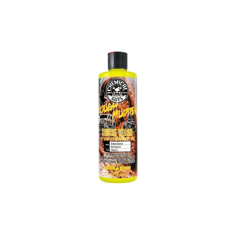 Chemical Guys Tough Mudder Truck Wash Off Road and ATV Heavy Duty Soap 473ml