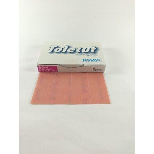 Kovax TOLECUT PINK 1/8 P2000