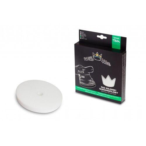 Royal Pads Thin Hard Pad (White) - 150mm
