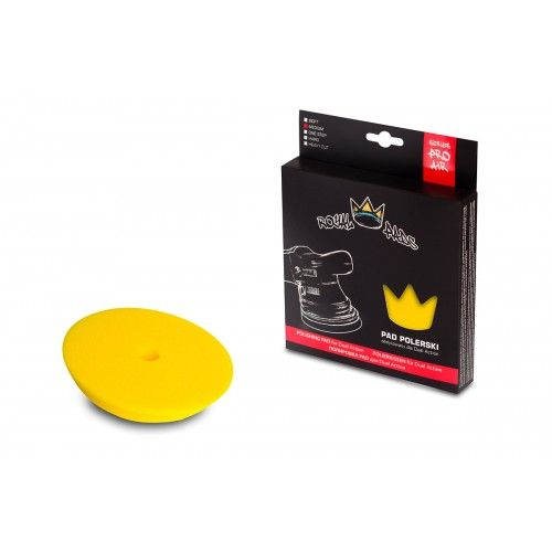 Royal Pads Air Medium Pad (Yellow) - 150mm