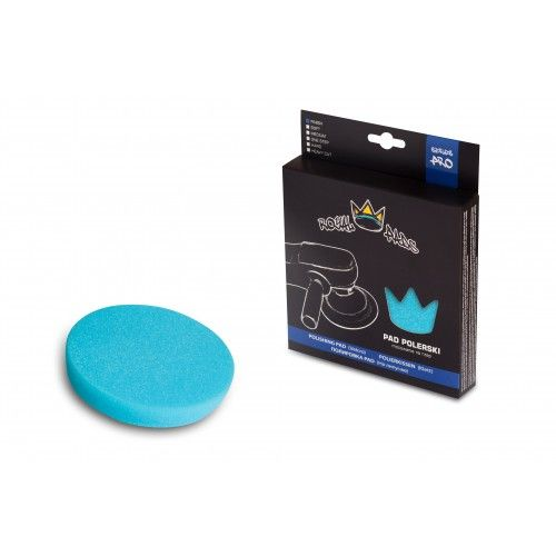 Royal Pads Finish Pad (Light Blue) - 130mm