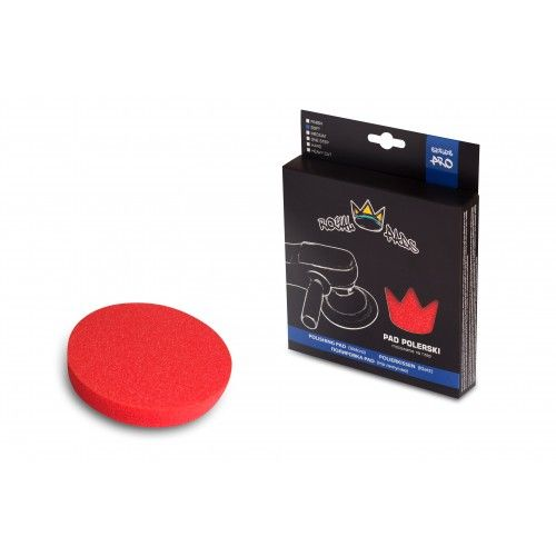 Royal Pads Soft Pad (Red) - 130mm