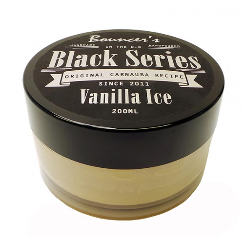 Bouncer's Black Series Vanilla Ice 200ml