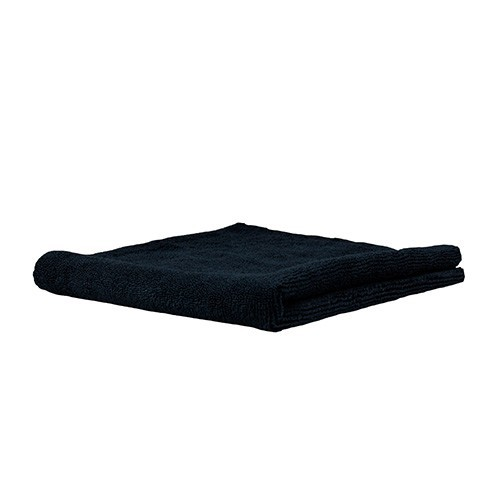 Chemical Guys Monster Edgeless Microfiber Towel, Black (40 X 40 CM)