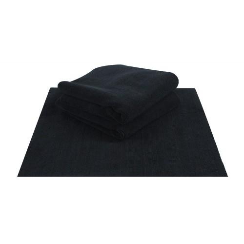 Chemical Guys Monster Edgeless Microfiber Towel, Black (40 X 40 CM)