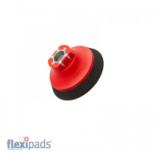 Flexipads velcro podložna plošča za polirne gobice 75 mm