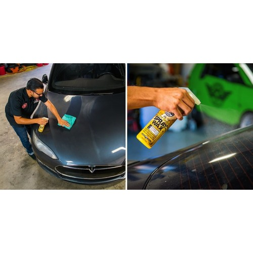 Chemical Guys Blazin Banana Spray Wax 473 ml