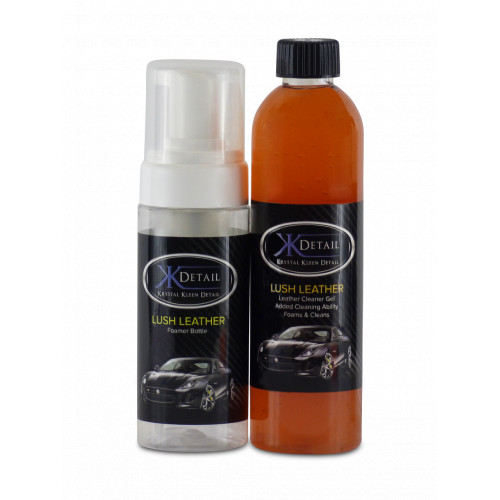KKD LUSHLEATHERGelConcentrate&Foamer250ml