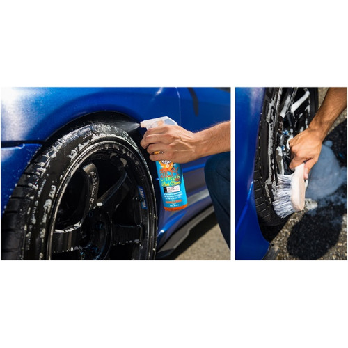 CHEMICAL GUYS STICKY GEL CITRUS WHEEL & RIM CLEANER 473ML