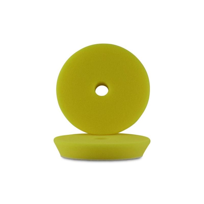 KKD Storm Yellow Medium/Light Polishing Pad 130mm