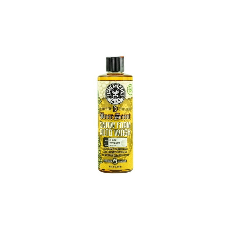 Chemical Guys Beer Scent Snow Foam 473 ml