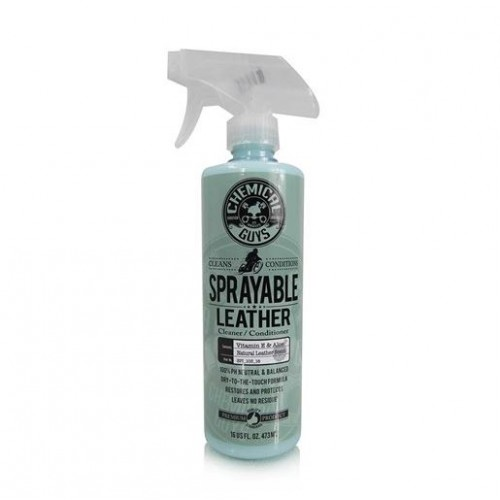 Chemical Guys Sprayable Leather Cleaner & Conditioner 473 ml