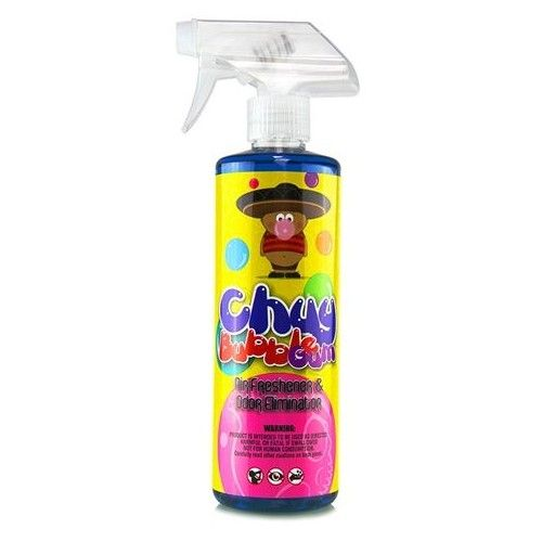 Chemical Guys Chuy Bubble Gum Scent Air Freshener 473 ml