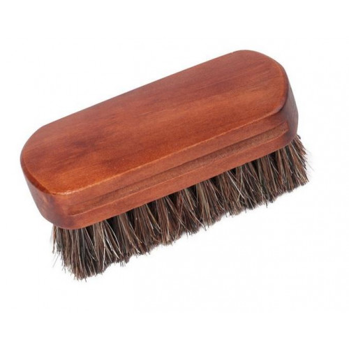 Carshinefactory middle leather brush