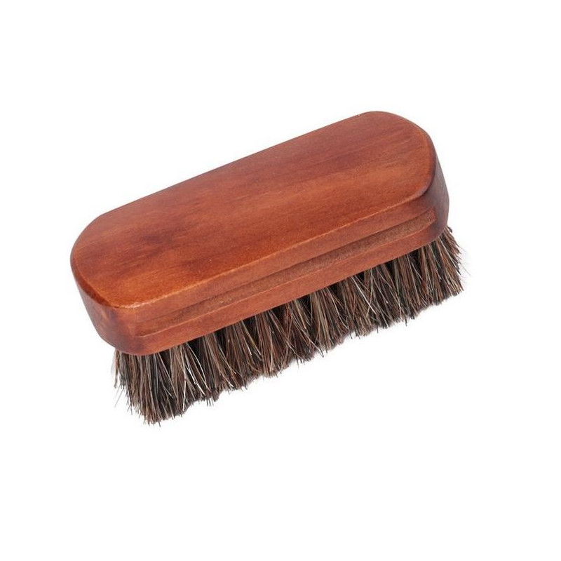Carshinefactory middle leather brush