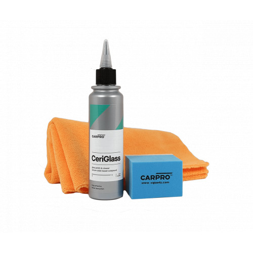 Carpro CeriGlass Polish KIT 150ml