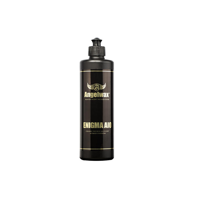 Angelwax Enigma AIO Ceramic Infused Hybrid Compound 500ml