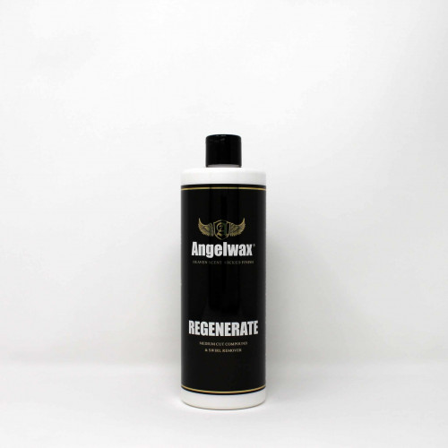 Angelwax Regenerate Medium Cut Compound & Swirl Remover 500ml