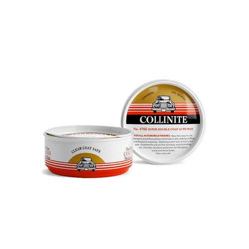 Collinite 476s Super Double Coat Auto Wax 266 g